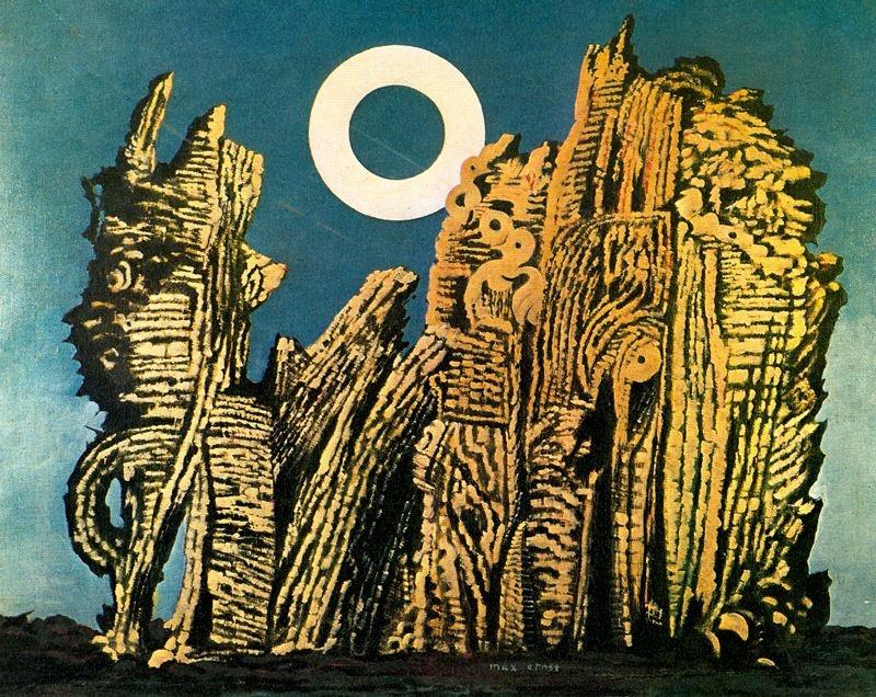 La Foresta Grigia - Max Ernst